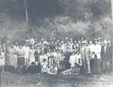 Foto Antiga das Famílias Palma e Ribeiro
