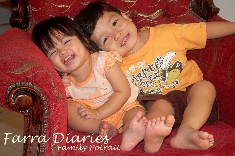 Farra Diaries ©
