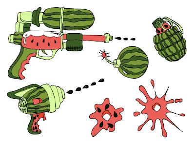 Steam Workshop :: Watermelon Gun