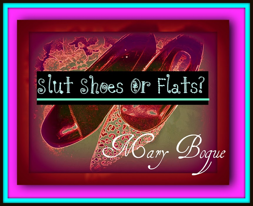 Slut Shoes or Flats...what's a girl to wear?