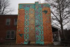 Murals that inspire us....