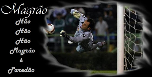 BLOG DO GOLEIRO MAGRÃO