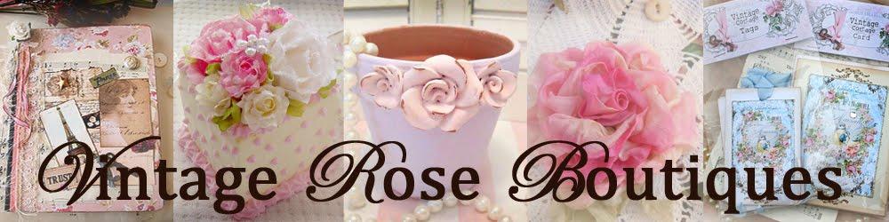 Vintage Rose Boutiques