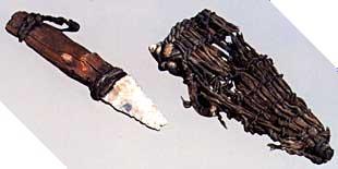 Wood Trekker: Tool Kit of Otzi the Iceman