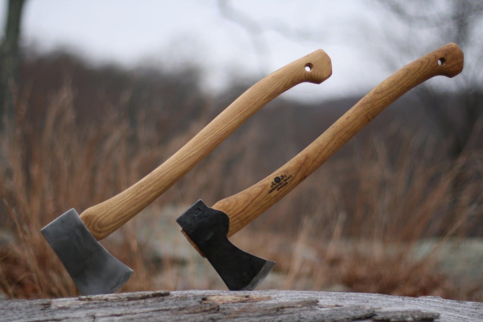 Wood Trekker A Cheap Alternative To The Gransfors Bruks