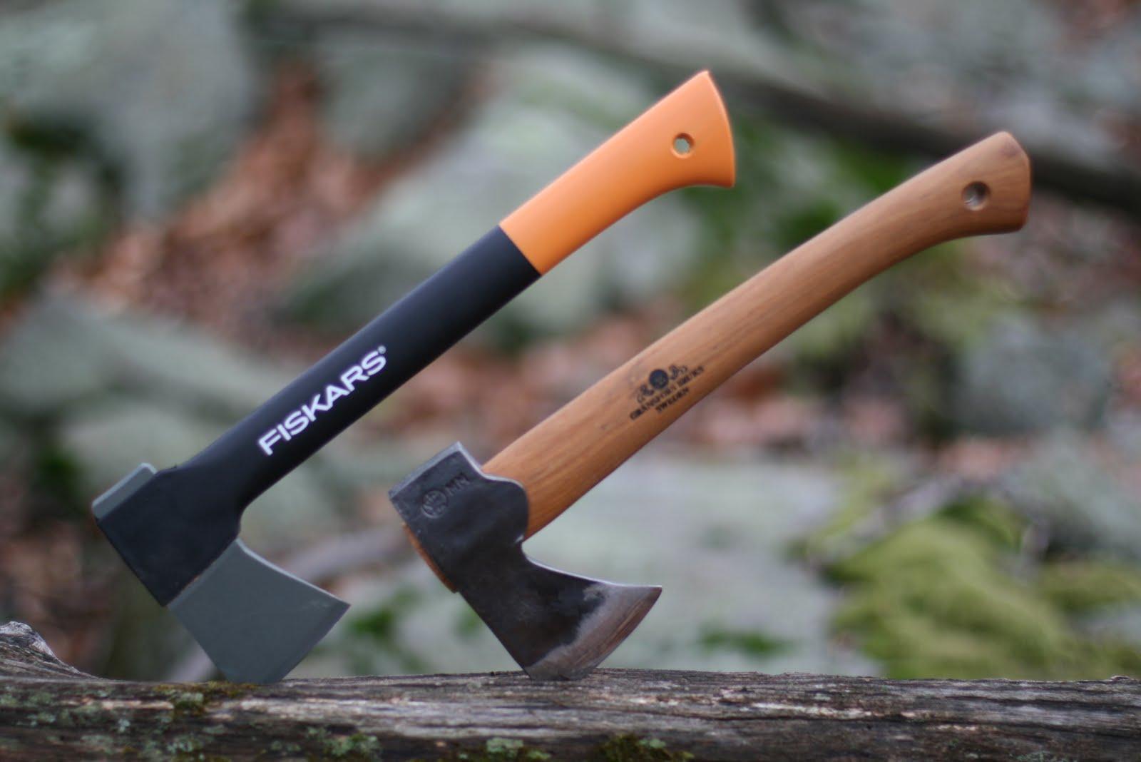 wood trekker fiskars 7850 hatchet review. Black Bedroom Furniture Sets. Home Design Ideas