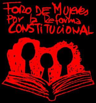 Foro de Mujeres por la Reforma Constitucional