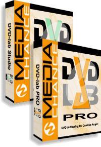 >DVD LAB PRO 2.5 + Crack