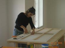 Les toiles et leur préparation