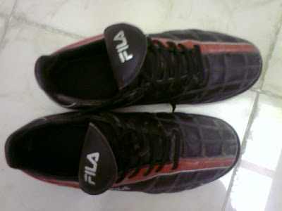 filla shoes