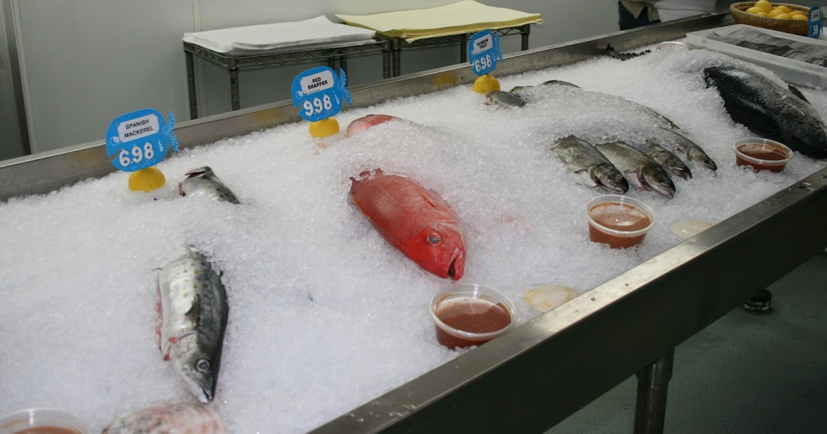 Howchow seafood markets in howard county for Jessup fish market