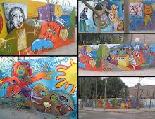 link al trabajo realizado por un artista plastico residente en Fishcug Menuco