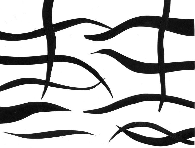 Curved Line Design : Design i