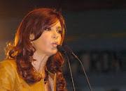 Presidenta de la Argentina