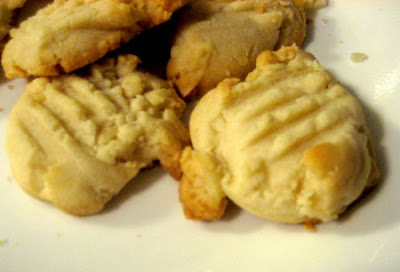 Cookbook Bites: Norwegian Butter Cookies