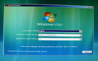 Windows Vista Recovery 1