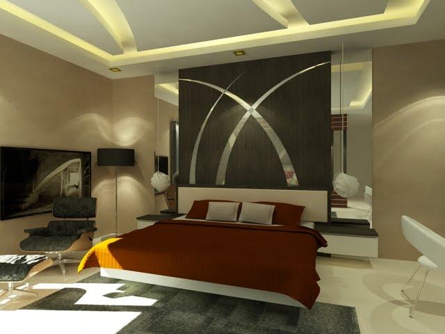 Interior design private class master room 1 for Interior designers in delhi