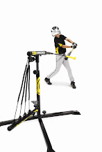 New 2010 HURRICANE CAT 4 HITTING MACHINE - Just $179.95
