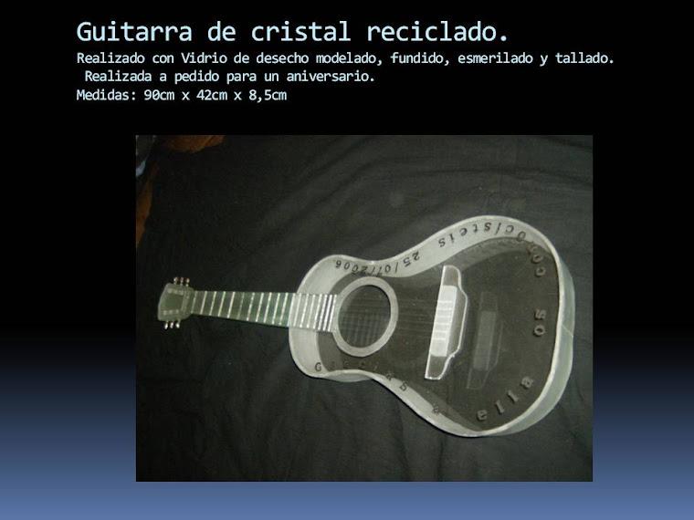 Guitarra de Cristal