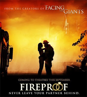 Fireproof movie poster