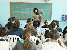 Vuelve a Santa Rosa, la narradora y actriz María Héguiz...