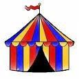 Un chico está enamorado de la trapecista del circo y le dice ¿Querés ser mi novia?