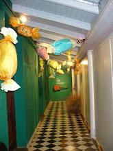 El domingo 27, después de las 19hs en el Museo, rompemos las piñatas!