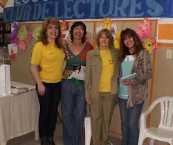 Viernes de visita en el Club de Lectores de la U9