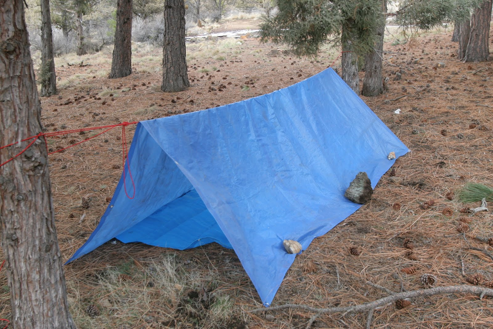 Kinds Of Shelters : Wilderness survival outdoors types of shelter