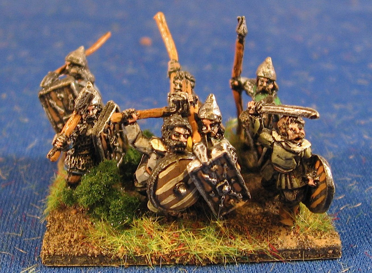 bob u0026 39 s miniature wargaming blog  15mm rus and early rus armies