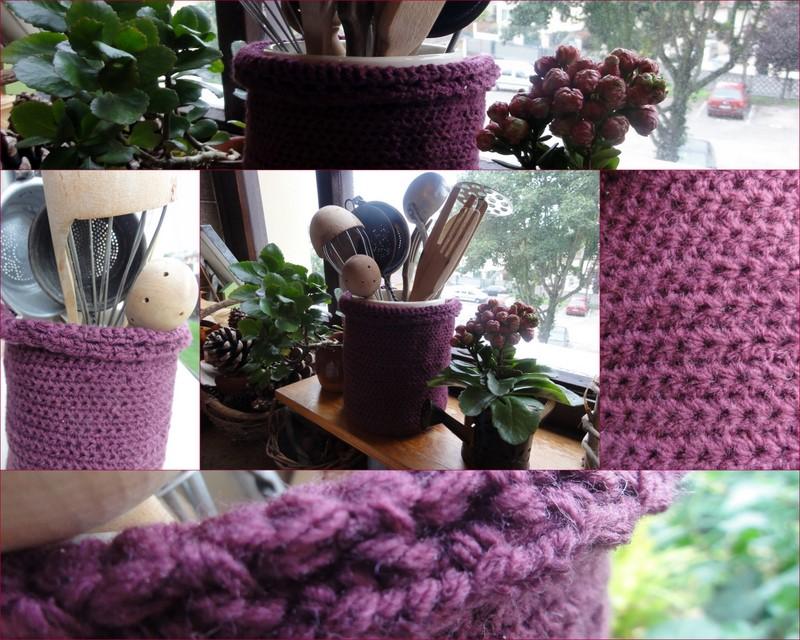 Violette et potiron octobre 2010 - Crochet ustensile cuisine ...