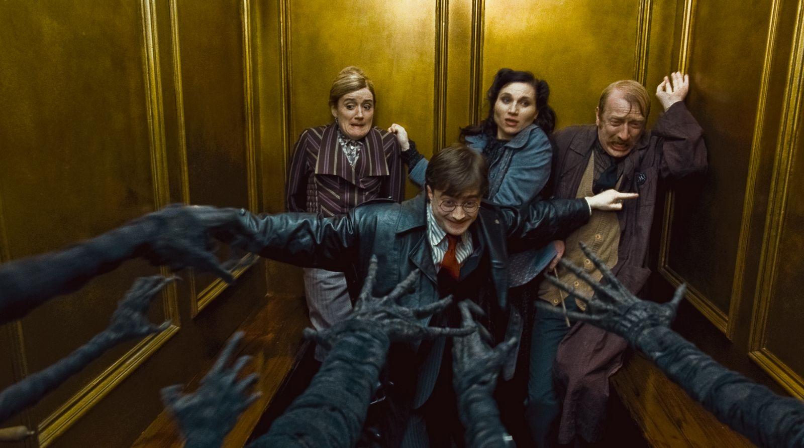 BSO - Música Detrás de Cámaras: Harry Potter y las Reliquias de la ...