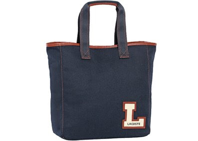 And something for the boys, the Lacoste L University Tote Bag , which ...