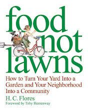 Food Not Lawns Book written by Heather Flores!