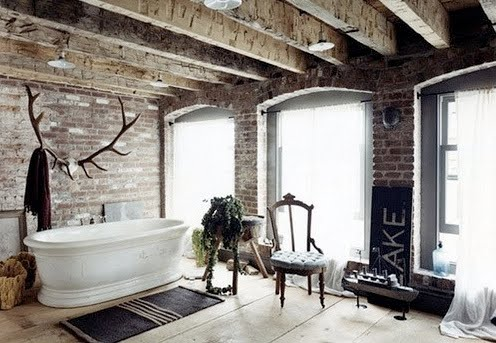 Image Of  Exceptional Rustic Bathroom Designs Filled With Coziness And Warmth Rustic bathrooms Rustic bathroom designs and Bathroom designs