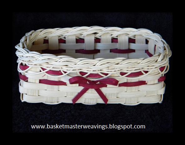 Basket Weaving Supplies Toronto : Basketmaster s weavings october