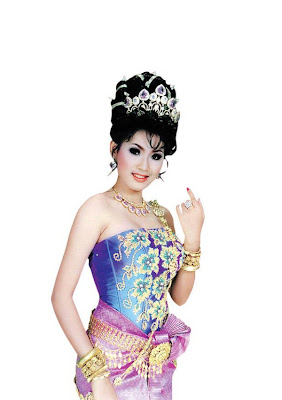Khmer Traditional Wedding Dress