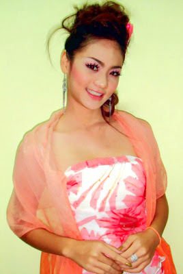 Sok Somavatey Khmer Cute Model