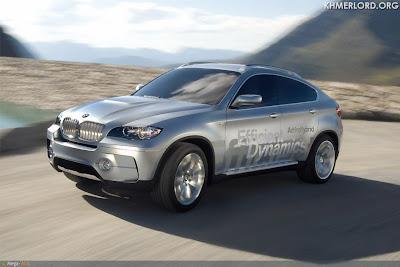 BMW X6 Concept Active Hybrid