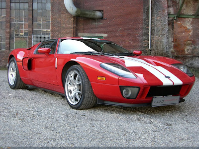 2009 Ford GT Edo Competition | Resolution 1280 x 960