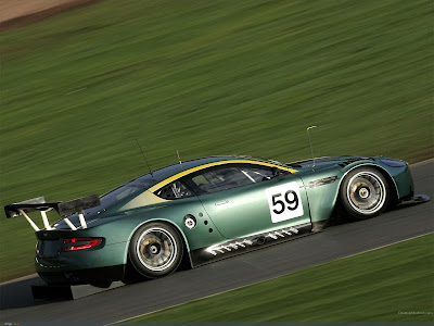 Aston Martin DBR 9 | Resolution 1600 x 1200