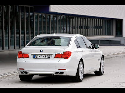 carzspot  The all new BMW 760Li