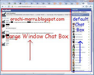 facebook news application tips and tricks how to enlarge chat box