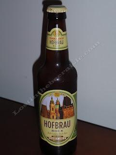Trader Joes Hofbrau Bock