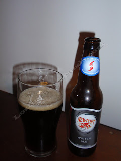 Newport Storm Winter Ale