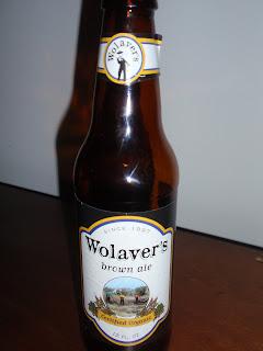 Wolaver's Brown Ale