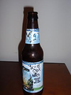 Flying Dog Woody Creek White