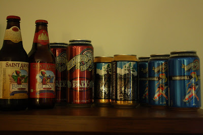 Texas Beer Lineup