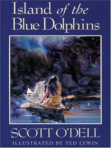 the island of the blue dolphins scott odell