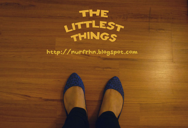 The Littlest Things.